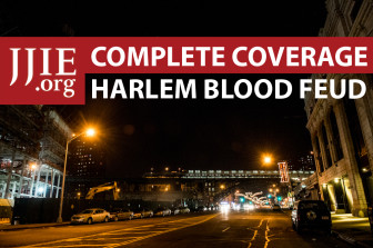 Harlem Blood Feud Series